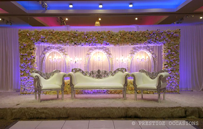 403 forbidden for Asian wedding stage decoration manchester